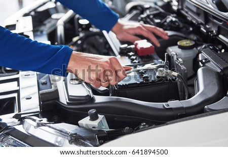 car maintenance stock photo © pressmaster