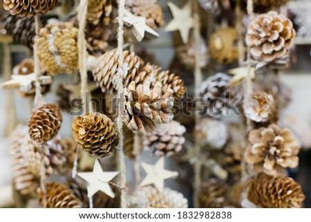 Сток-фото: рождественская · елка · люди · украшенный · мягкой · свет