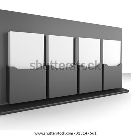 白 カード 金属 ボックス ブランクカード ギフト ストックフォト © magraphics