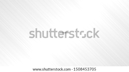 Thin black curved lines, abstract background Stock photo © evgeny89