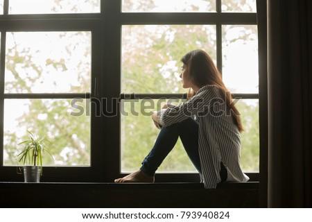 uczucie · domu · miasta · kobiet · mężczyzn - zdjęcia stock © simply