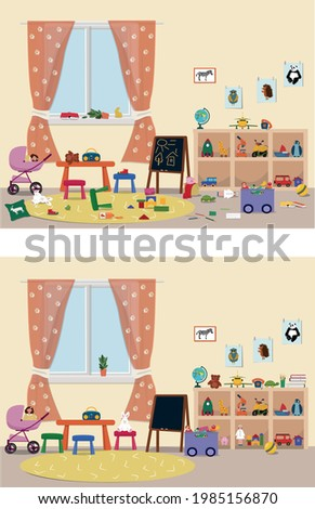 Cartoon Home Miscellaneous Pencil Set stock photo © RAStudio