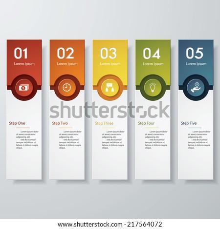 modelo · de · design · papel · ilustração · negócio - foto stock © davidarts