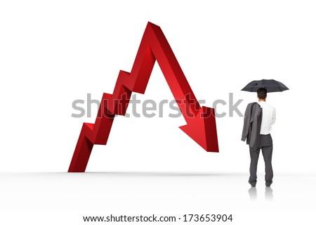 画像 ビジネスマン 立って 戻る ストックフォト © wavebreak_media