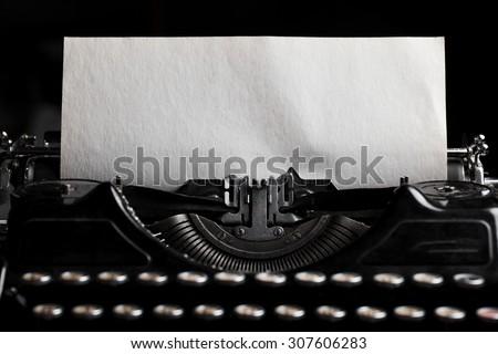 öreg írógép klasszikus fa asztal űr szöveg Stock fotó © andreasberheide