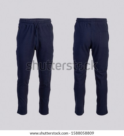 Sweatpants isolated Stock photo © ozaiachin