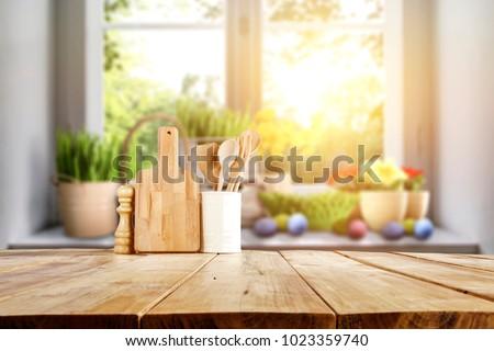 Glücklich Holztisch Wort Büro Glas Bildung Stock foto © fuzzbones0