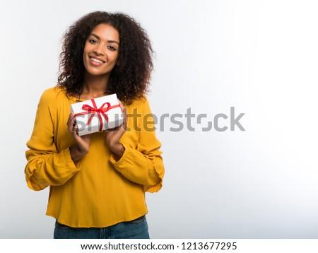 Stock photo: Christmas Black title ribbon