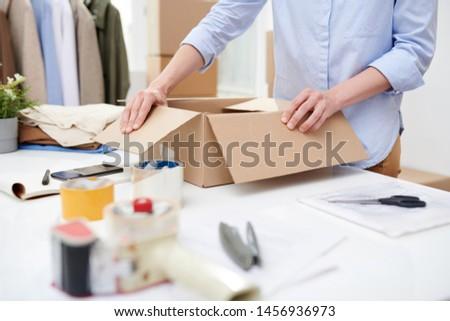 manager · online · winkel · kantoor · vak · cliënt - stockfoto © pressmaster