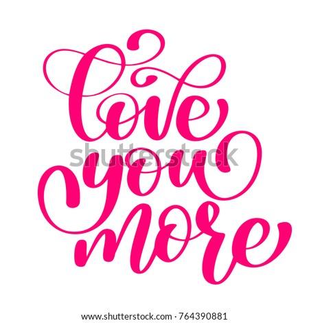 Sevmek renk örnek sevgililer günü tebrik kartı şablon Stok fotoğraf © barsrsind