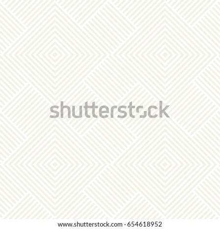 Geometric Ethnic Background Lattice. Stylish Subtle Texture. Vector Abstract Seamless Pattern. Stock photo © samolevsky