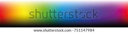 ベクトル 色 スペクトル 正方形 影 ストックフォト © ukasz_hampel