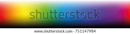 Vector kleur spectrum pleinen gekleurd schaduwen Stockfoto © ukasz_hampel