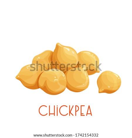 chickpea Stock photo © M-studio