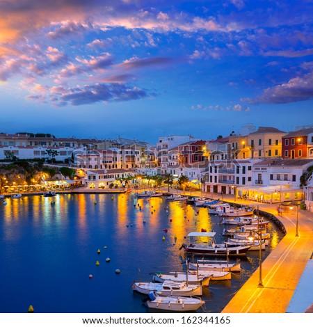 Menorca, Balearic Islands, Spain Stock photo © nito