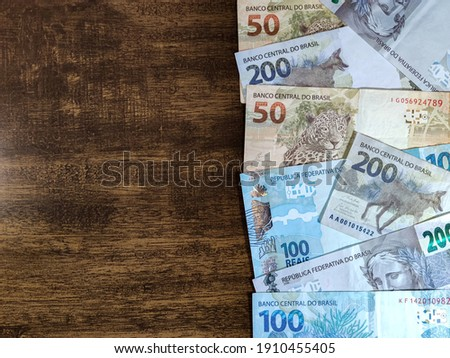 Devaluation Of The Real Stock photo © idesign