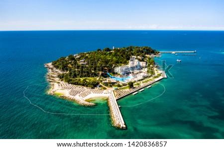 島 · 半島 · モンテネグロ - ストックフォト © vlad_star
