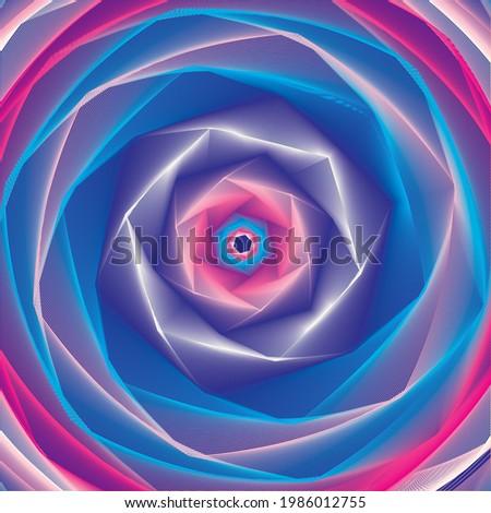 流体 · 抽象的な · 液体 · ベクトル · デジタル · 色 - ストックフォト © davidarts