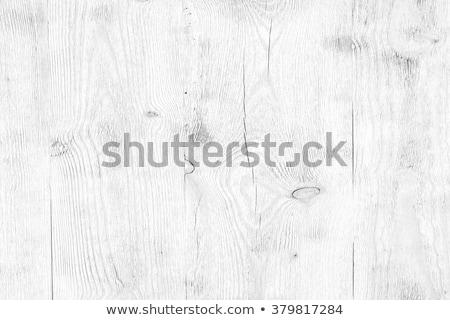Beyaz ahşap doku doğal desen ahşap dizayn Stok fotoğraf © galitskaya