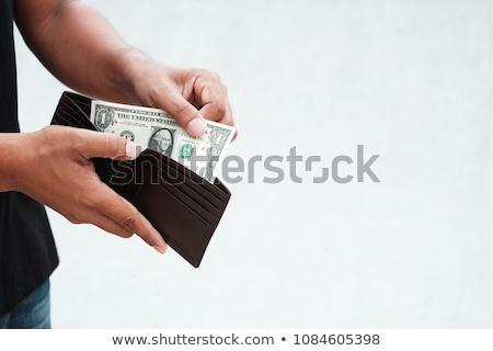 zakenman · bank · aanbieden · geld · lening · USA - stockfoto © vtorous