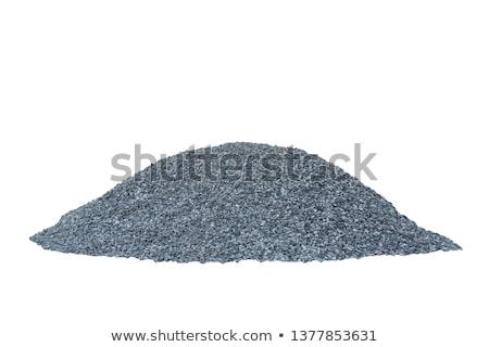 гравий песок далеко текстуры фон Сток-фото © deyangeorgiev