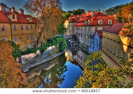 Прага · саду · мнение · Церкви · Чешская · республика · восточных - Сток-фото © phbcz