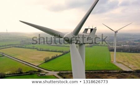 France wind power generation  Stock photo © ribeiroantonio
