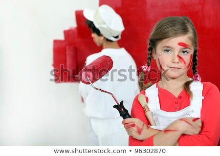 Daddy told me to be careful Stock photo © photography33