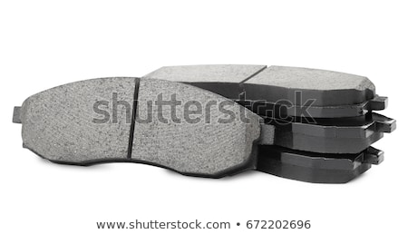 Stock photo: Set of brake pads