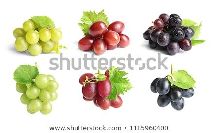 fresh tasty grapes stock photo © stevanovicigor