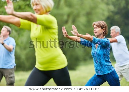 tai chi Stock photo © val_th