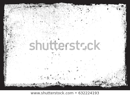 vektor · grunge · keret - stock fotó © koqcreative