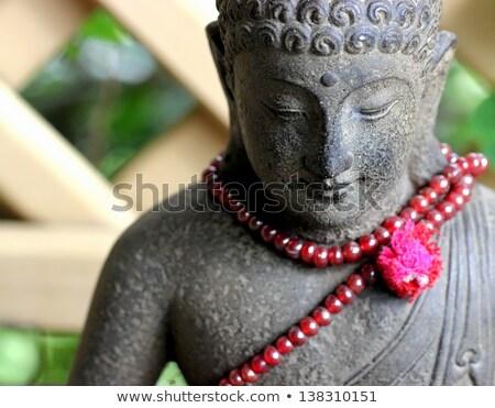 Bali spa statue Stock photo © Witthaya