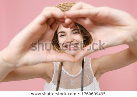 hands shaping a heart stock photo © rognar