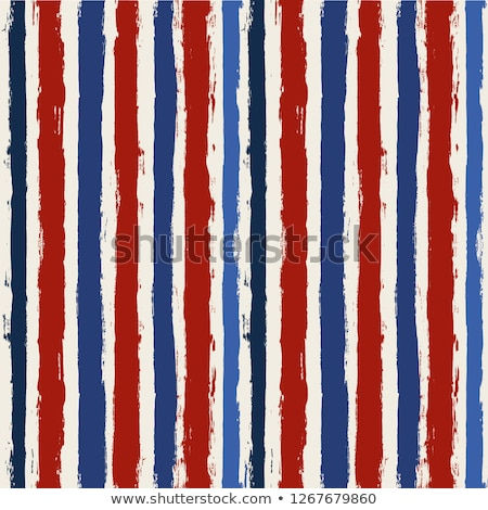 Naadloos vaderlandslievend papier mode Blauw Stockfoto © creative_stock