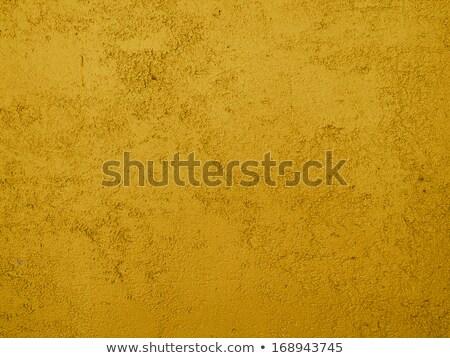 Coarse Mustard Yellow Texture Background Stockfoto © zkruger