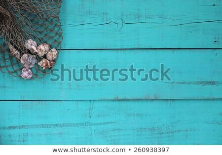 Vintage clam shack Stock photo © Hofmeester