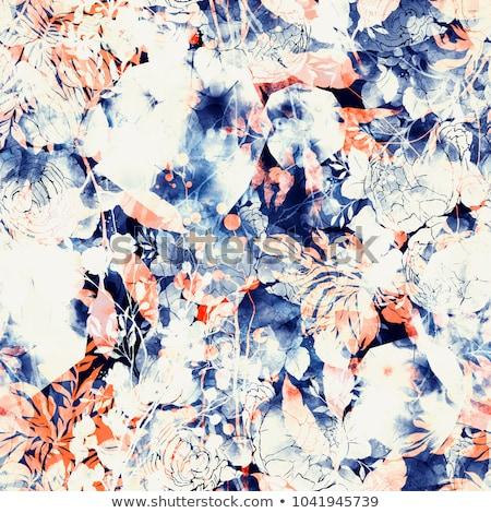 juweel · patroon · gebroken · tegel · muur · huis - stockfoto © hipatia