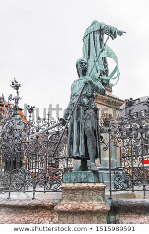 Maximiliansbrunnen Stock photo © manfredxy