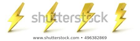 3D · dourado · sinais · símbolos · tornar · ilustração - foto stock © djmilic