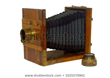 old folding camera Stock photo © nito