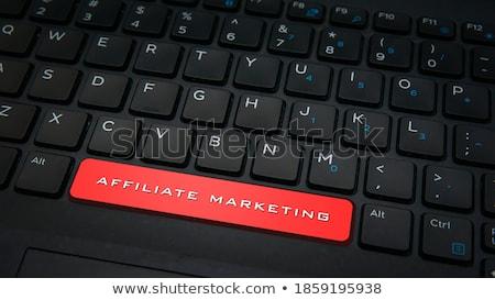 рынке · исследований · клавиатура · изображение · оказанный - Сток-фото © tashatuvango