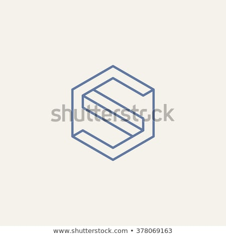 Schreiben Logo Symbol Abstrakten Alphabet Zeichen