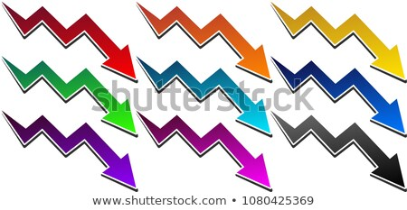 Worsen Arrow set Stock photo © Blue_daemon