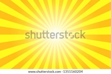 美しい 赤 オレンジ 夏 太陽 日光 ストックフォト © kyryloff