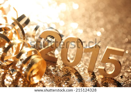 2015 fundo elegante Foto stock © Wetzkaz