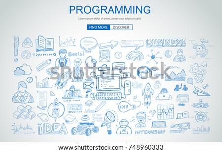 Inhoud online marketing brochure sjabloon ontwerp Stockfoto © DavidArts