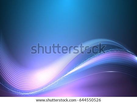 Abstract licht mooie kleurrijk stralen naadloos Stockfoto © smuki