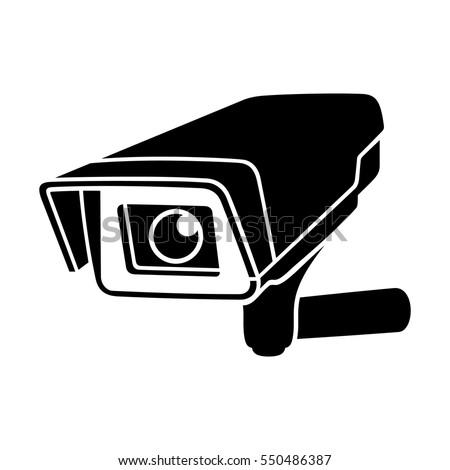 Siyah kamera sarı soyut güvenlik Stok fotoğraf © Ecelop