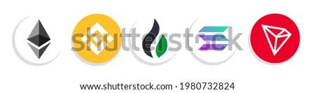 Valuta web icon illustratie distributie transactie icon Stockfoto © tashatuvango